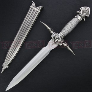 Medieval Dagger BY-017C with Plaque