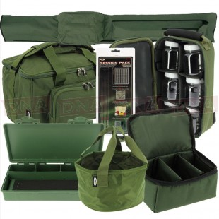 Deluxe Fishing Luggage Kit