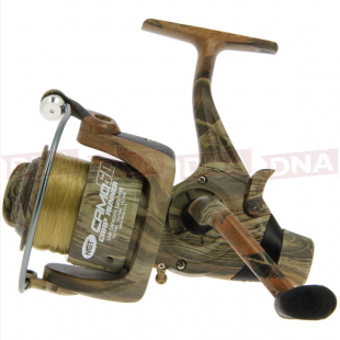 Camo60 3BB 'Carp Runner' Reel With 12lb Line + Spare Spool