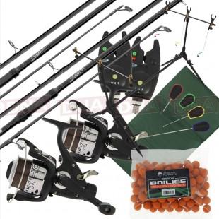 Carp Seeker Complete Fishing Set Up Main