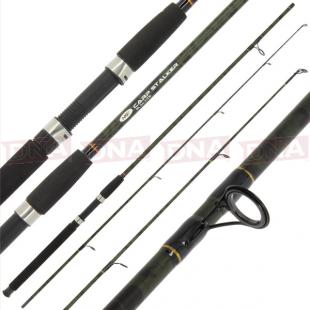 Carp Stalker 8ft 2pc Rod Camo Fishing