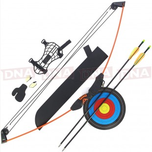 Chameleon Youth Archery Compound Recurve Bow Set