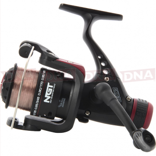 CKR30 Coarse Fishing Reel with 8lb Line