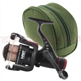 CKR30 Runner Reel with Case