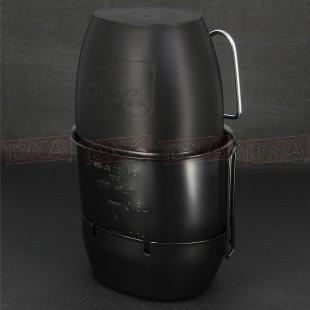 Crusader Cooking Set - Black