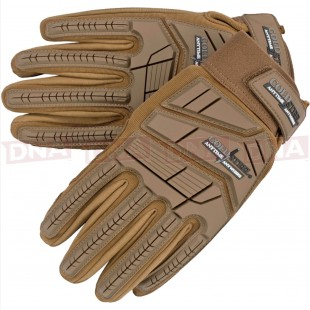 Cold Steel CS-GL22 LARGE Tactical Gloves Tan