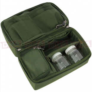 Complete Rigid Carp Rig Pouch System (850)
