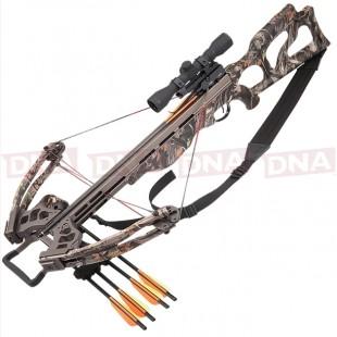 EK Archery Titan 200lb Compound Crossbow in Camo