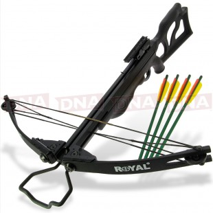 Royal CR010B 185lb Compound Crossbow