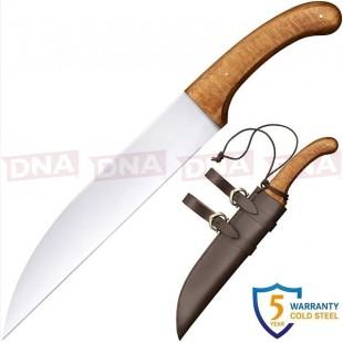 Cold Steel CS-88HUA Woodsmans Seax Fixed Blade Knife