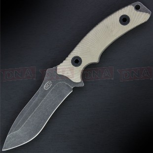 Steel Claw Knives CW-X3 Drop Point Recurved Hunting Knife