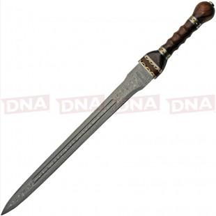 Damascus DM5022 Damascus Gladius Sword