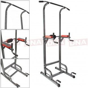 DNA Power Tower Pull Up Chin Up Bar Training Home Gym