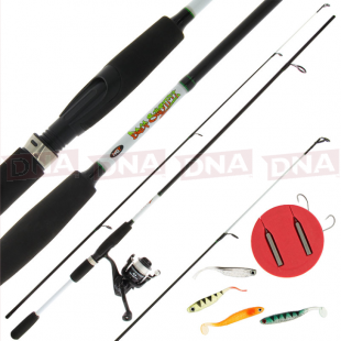 7ft Rod, Reel and Accessory Combo