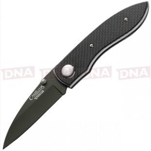 """Camillus 8.25"""" Carbonitride Titanium Folding Lock Knife"""