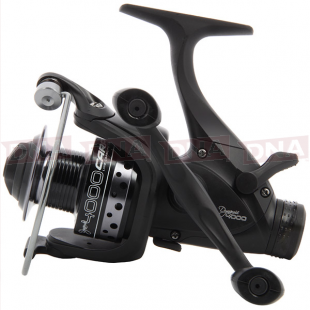 Dynamic 4000 10BB Twin Handle Deluxe 'Carp Runner' Reel With Spare Spool
