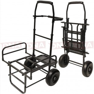 Compact Foldable Dynamic Fishing / Camping Trolley Main Image