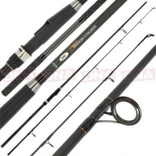 Dynamic Margin Stalker 9ft, 2pc black rod