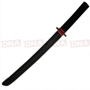 Hard Foam Sparring Shoto - Black