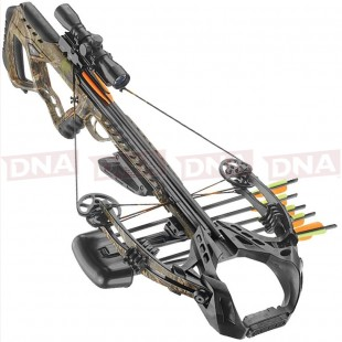 EK Archery Guillotine-X 400FPS Crossbow Folium Camo