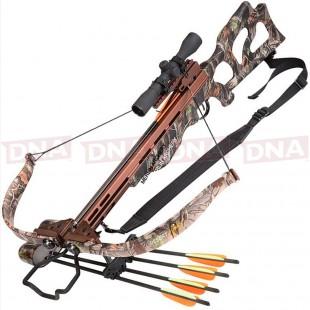 EK Archery 225lb Desert Hawk Recurve Crossbow