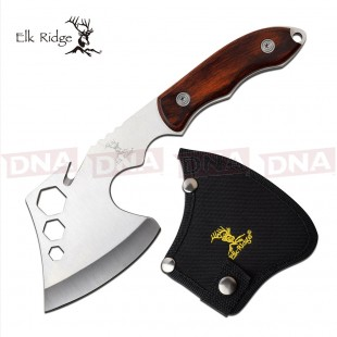 Elk Ridge Camp Axe - Brown
