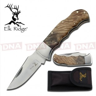 Elk Ridge ER-138 Mirror Lockback Knife