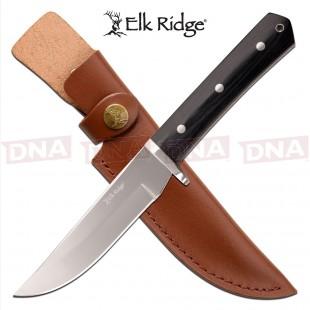Elk Ridge ER-200-24BK Fixed Blade Knife