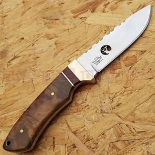 Elk Ridge Bolstered Fixed Blade Knife