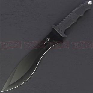 Elk Ridge ER-510 Kukri Shaped Fixed Blade Knife (Knives + Swords)