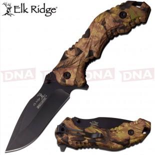 Elk Ridge ER-A164CA Spring Assisted Knife