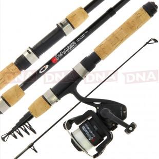 NGT Onamazu Combo - Mini 5ft Travel Telescopic Rod & Reel