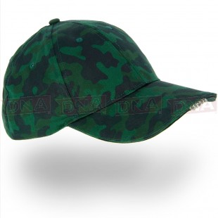 NGT Camo Cap with 5 LED Lights