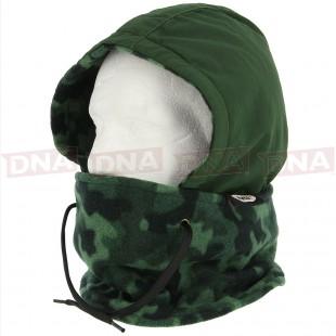 NGT DLX Camo Fleece Lined Snood