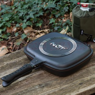 NGT Outdoor Non Stick Double Grill Pan