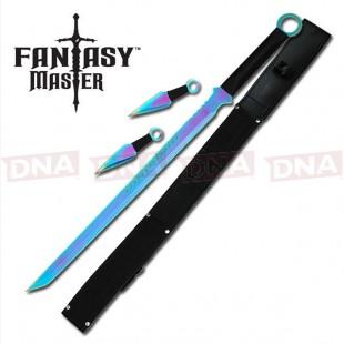 Fantasy Master Sword Set - Tanto
