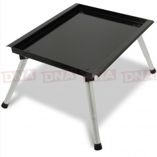 NGT Bivvy Table - Aluminium with Adjustable Legs