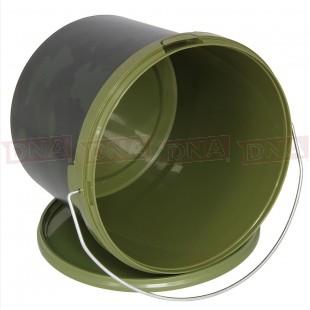 3 Litre Round Camo NGT Bucket