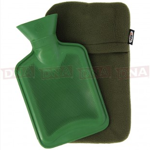 NGT Hot Water Bottle with Fleece Lined Casing