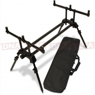 NGT Dual Line Rod Pod Plus with Case