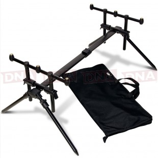 NGT Quickfish 3 Rod Pod with Case
