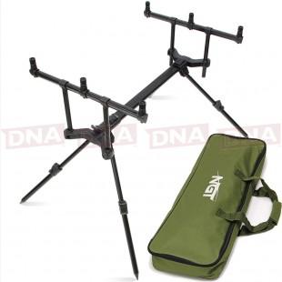 NGT Slider 3 Rod High-Low Pod with Case