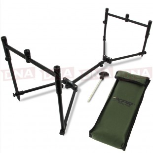 NGT XPR 3 Rod Pod with Case