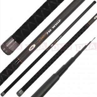 NGT Dynamic Whip - 7m Full Carbon Dynamic Whip
