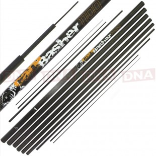 Carp Basher 11m Full Carbon Pole