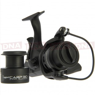 NGT Dynamic 30 Carp Runner Reel with Spare Spool