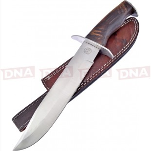 Frost Cutlery FCW023WW Warrior Season Bowie Fixed Blade Knife