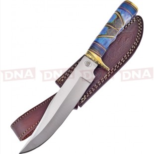 Frost Cutlery FCW594BLB Thundering River Bowie Knife