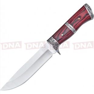 Frost Cutlery FSHP143PW Pakkawood Bowie Knife