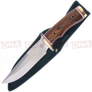 Frost Cutlery FTS177 Trophy Stag Bowie Knife